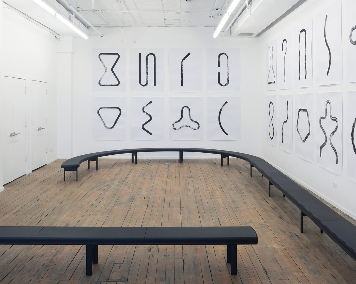 Aluminum Bench, Volume Gallery