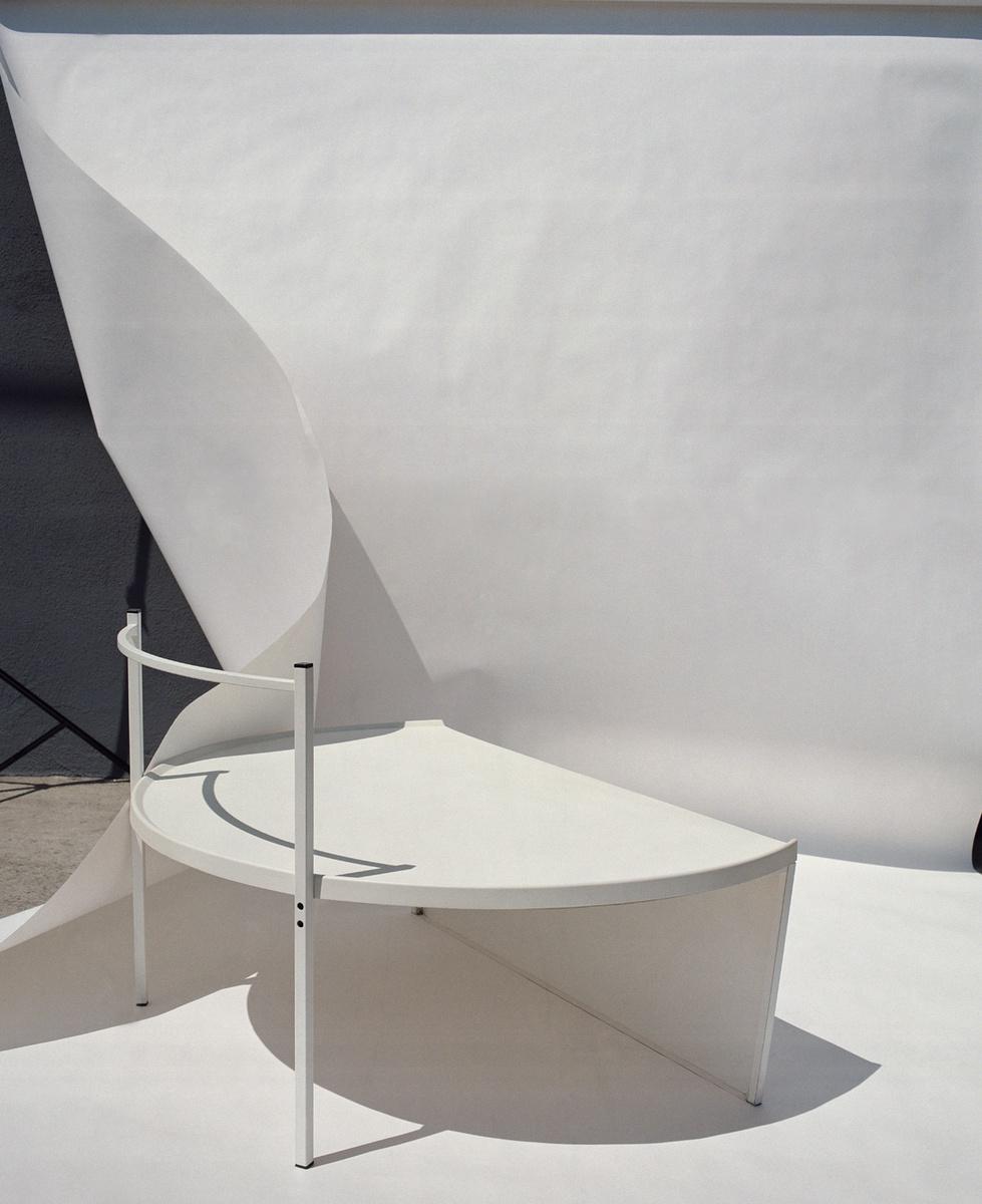 Polyurethane Seating Platform, 2008