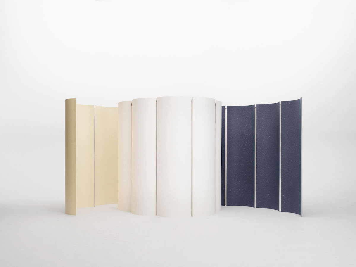 Solid Textile Screen